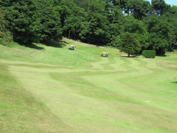 Aberdour 4th Hole_Before